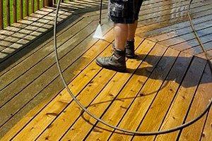 Cedar Rapids Deck Restoration