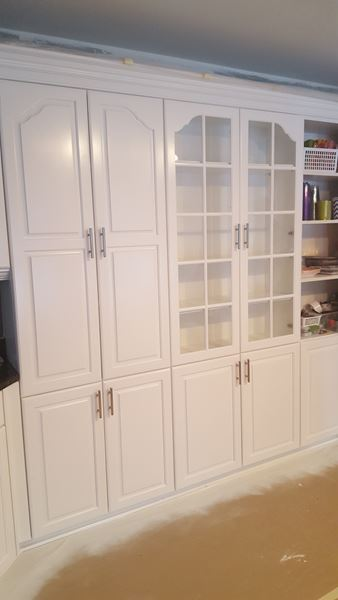 Cabinet Refinishing in Cedar Rapids, IA