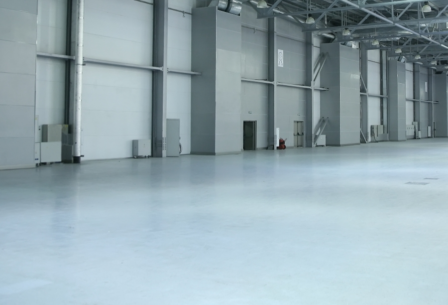 Epoxy Flooring to Keep Your Commercial Garage in Marion Safe