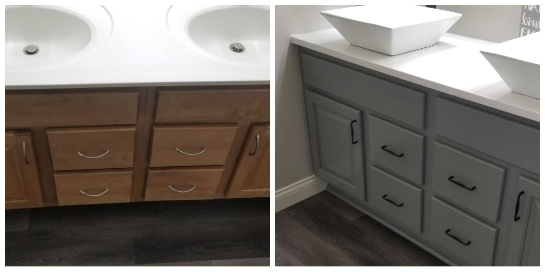 customizing cabinet colors in Marion, IA