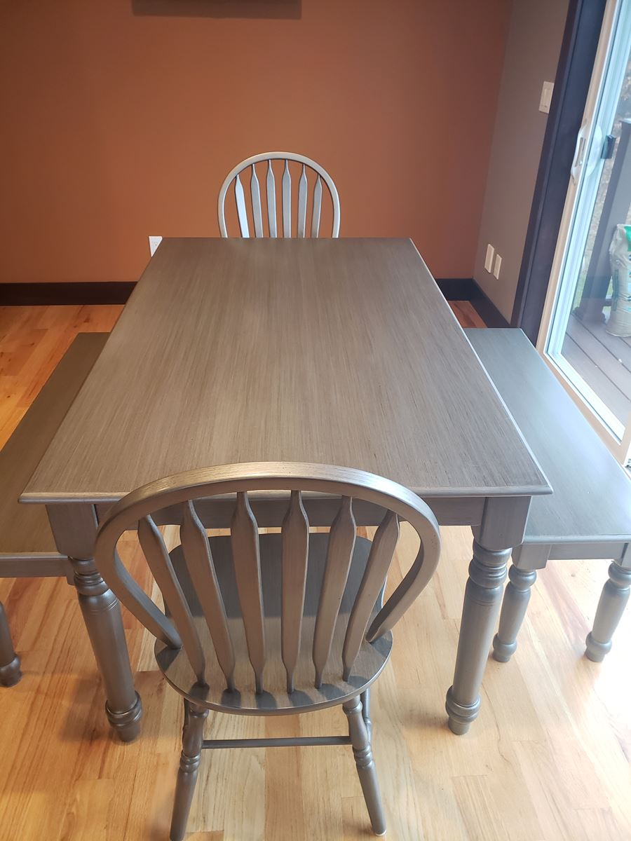 Custom Painted Tables in Marion, IA