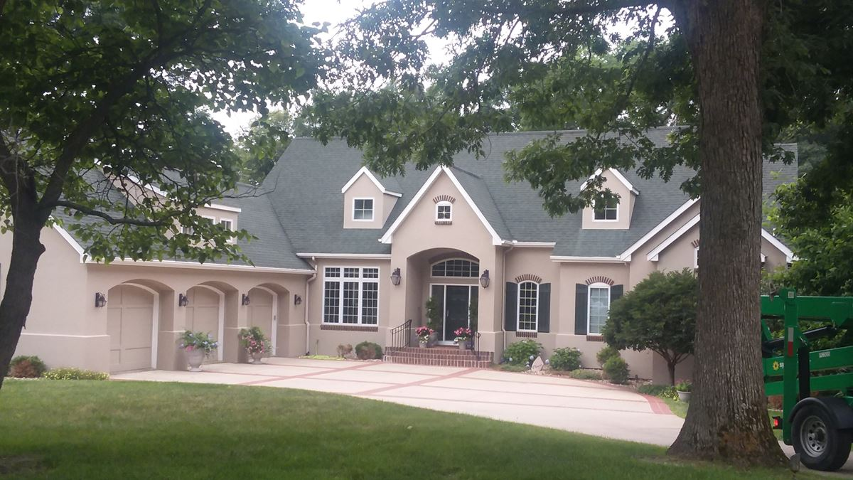 Residential Exterior Painting in Marion, IA